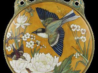 005213 Minton Art Pottery Studio c.1872