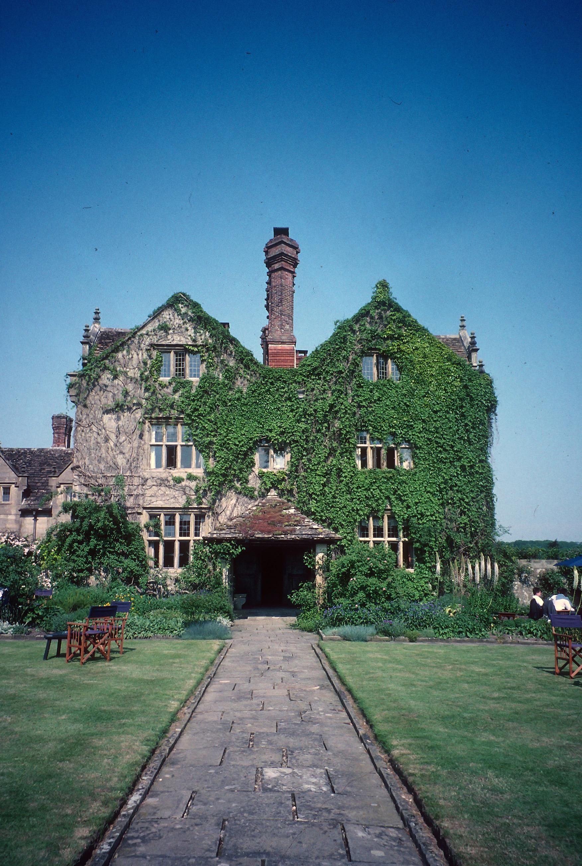 Gravetye Manor in Sussex, England