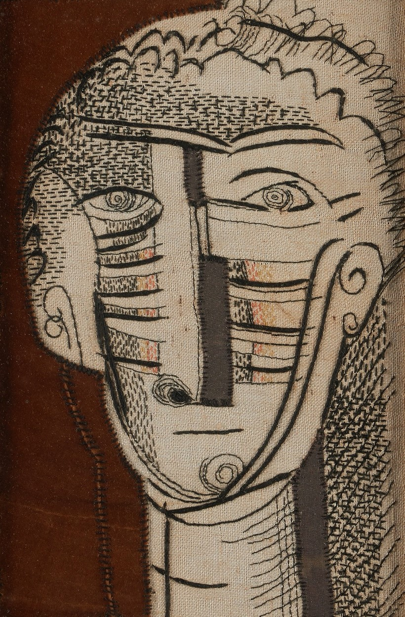 Hieratic Head, c.1946 Private Collection