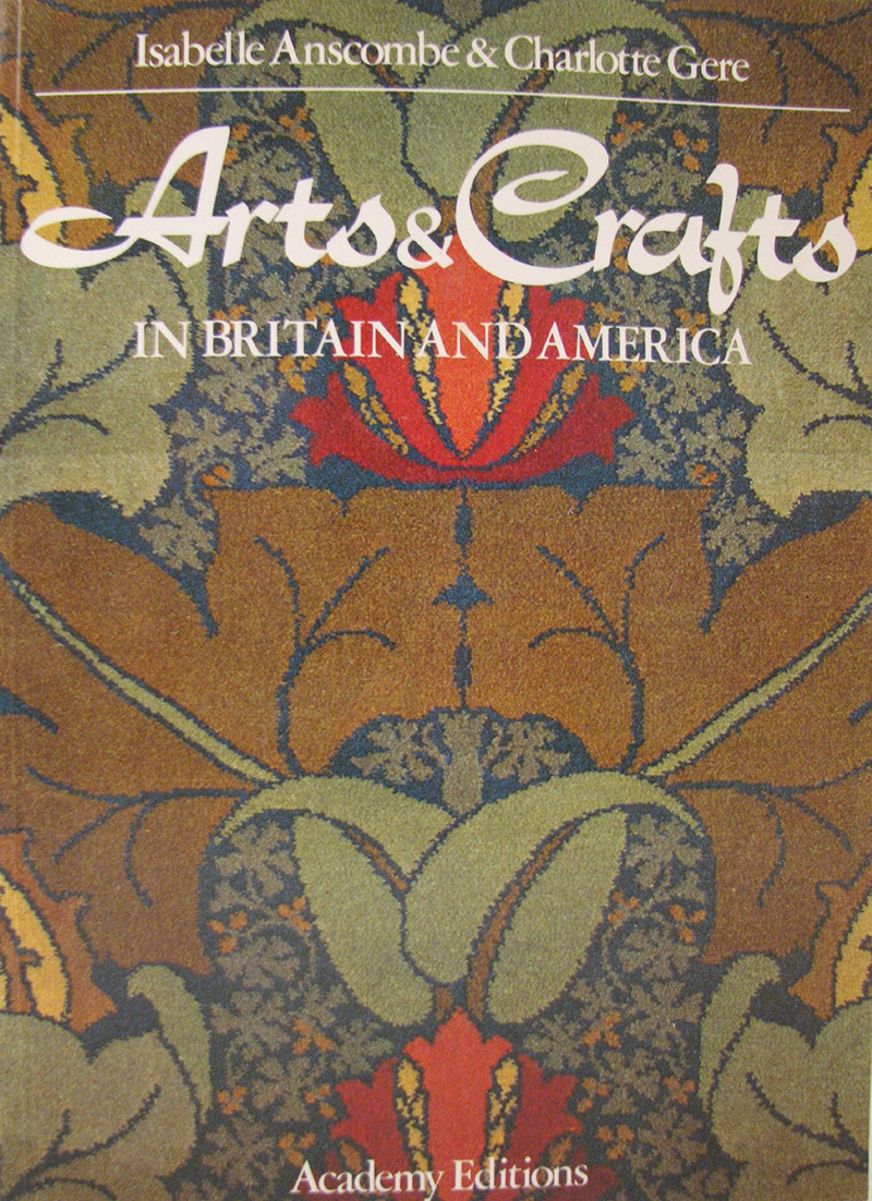 The Arts Crafts Movement In Britain Bibliography Arts And Crafts Tours