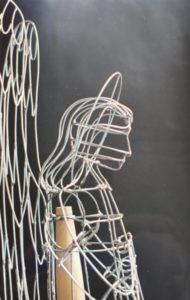 Three dimensional maquette