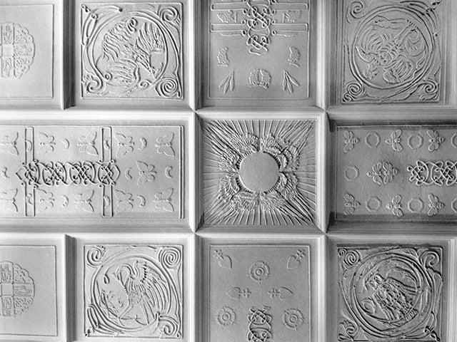 Limnerslease ceiling panels