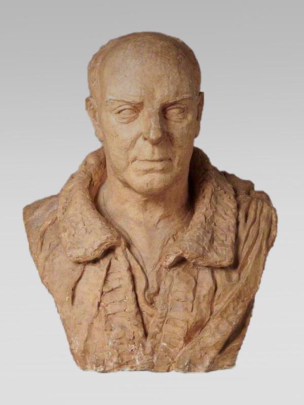 Male Head by Anne Crawford Acheson c 1906