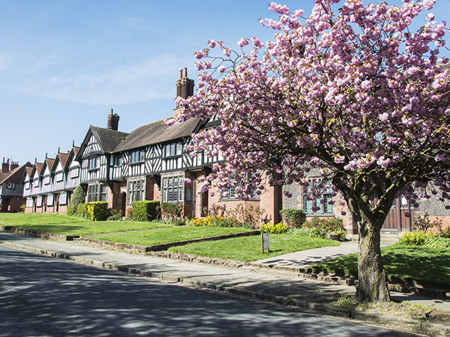 Port Sunlight Village - A model village built to house workers