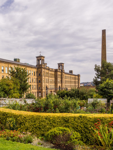 Saltaire: A Model Town