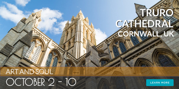 Truro Cathedral, Cornwall, UK, Art and Soul 2021
