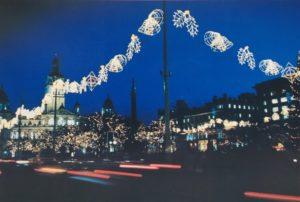 Christmas Lights George Square
