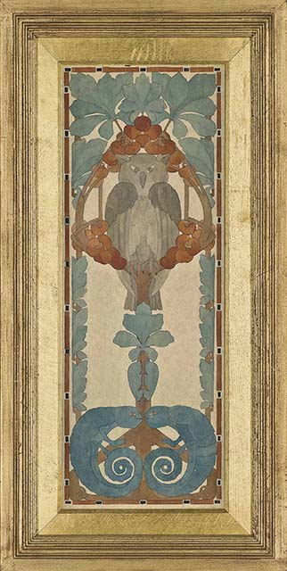 Dorothy de Morgan - Wallpaper Designs