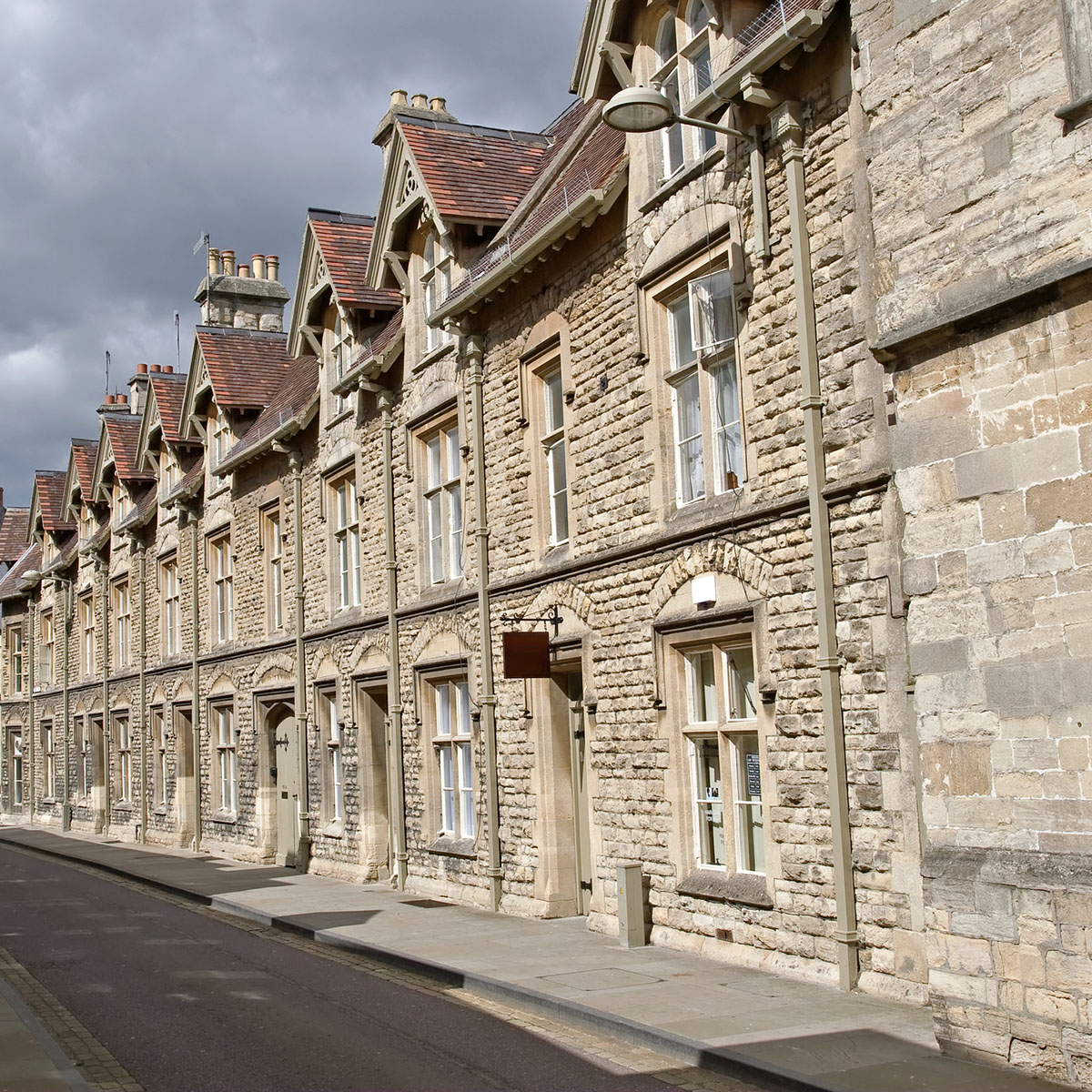 Cirencester, a historic Cotswolds town in England