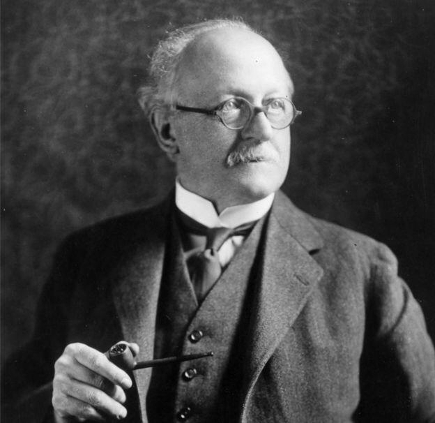 Portrait Sir Edward Lutyens