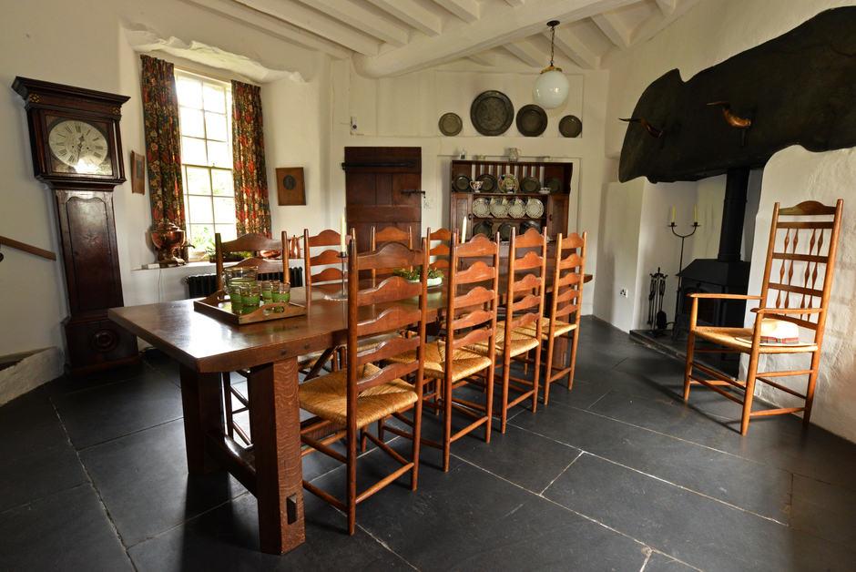 Stoneywell Kitchen