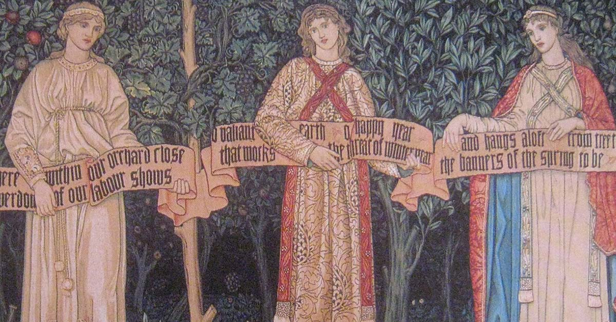 William Morris and His Influence on the Arts and Crafts Movement